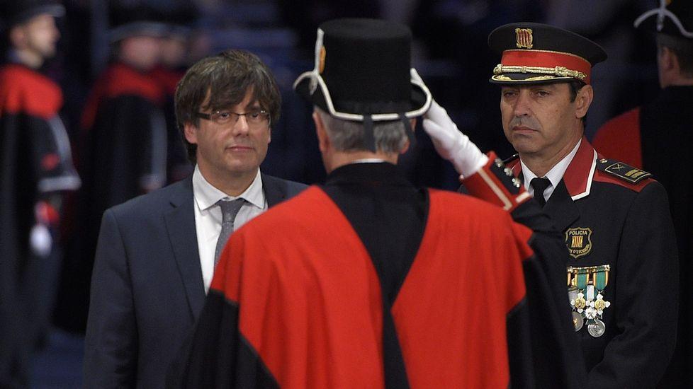 Sigue en directo la toma de posesión dePuigdemont como presidente de la Generalitat