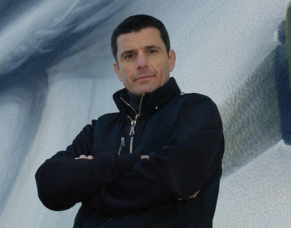 El escritor y profesor Pedro Olalla reside en Grecia