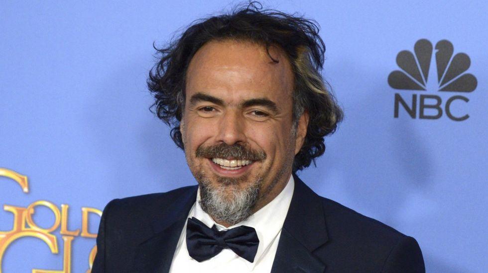 Alejandro González Iñárritu, director de «El Renacido».