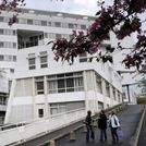 Imagen de archivo del hospital de Rennes donde se encuentran hospitalizados los participantes de un ensayo terapéutico