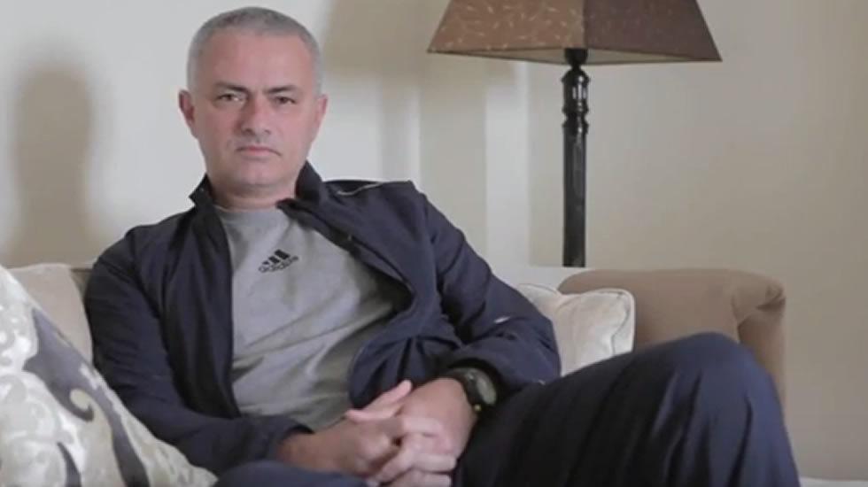 Jose Mourinho apoya a Marcelo Rebelo de Sousa