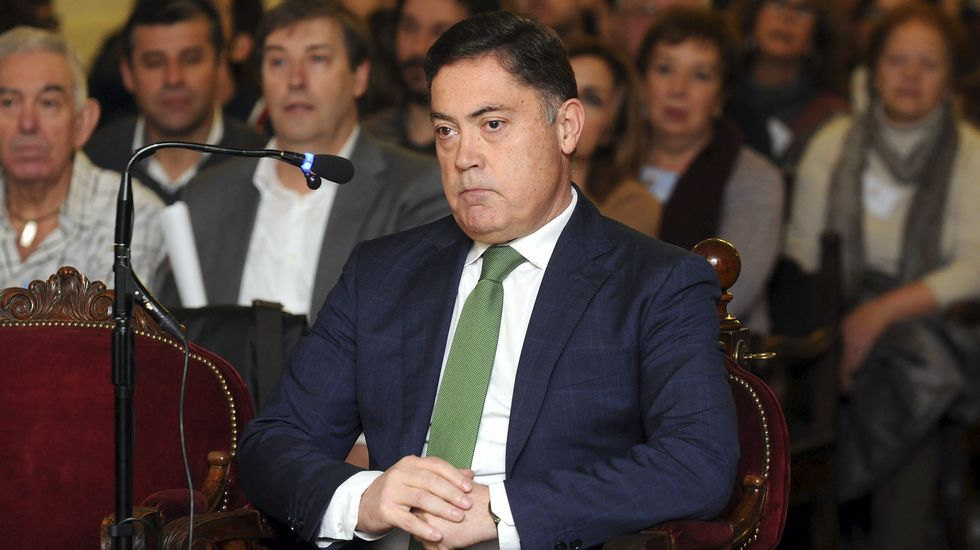 Manuel Martínez, sucesor de Isabel Carrasco en la Diputación de León