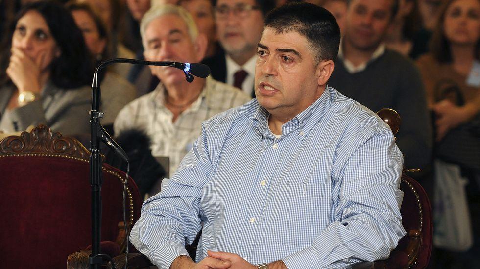 Julio Mozo, el controlador de la ORA con el que habló Raquel Gago.