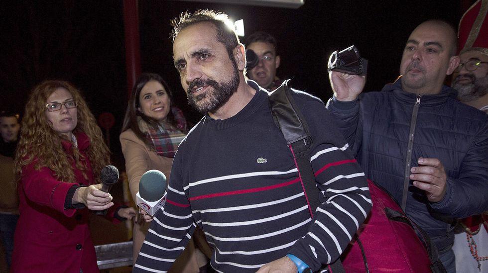 El exconcejal del Ayuntamiento de Marbella y exjugador del Atlético de Madrid Pedro Tomás Reñones