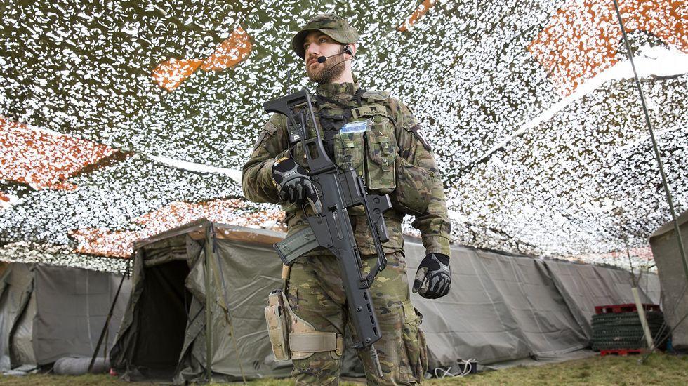 La Brilat se prepara para liderar la punta de lanza de la OTAN