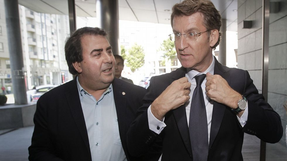 El PPdeG, sin barones provinciales a siete meses de las autonómicas