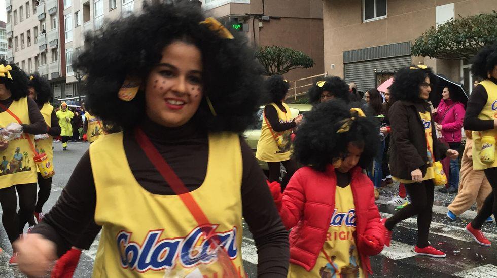 Búscate en el desfile de A Valenzá