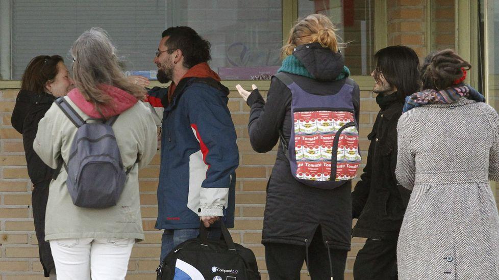 Salen en libertad los dos titiriteros detenidos en Madrid