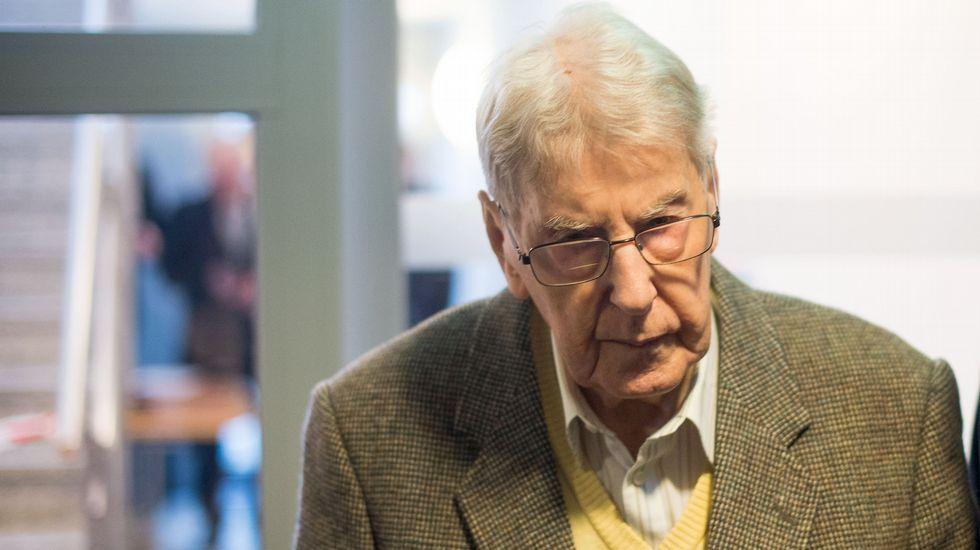 Comienza en Alemania el juicio contra el guardián de Auschwitz
