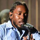 ACtuación de Kendrick Lamar durante la gala