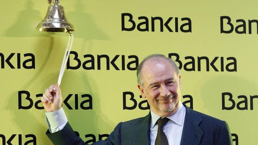 Bankia devolverá más de cuatro años después el dinero a los accionistas minoritarios