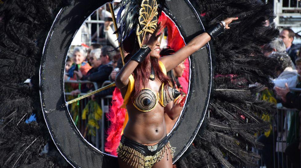 Europa descubre el carnaval de Niza