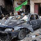 Doble atentado en la ciudad siria de Homs