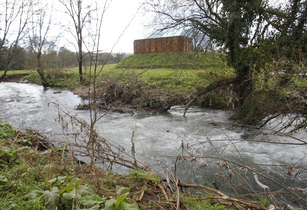 Las aguas más contaminadas se detectan en el entorno de la depuradora de Silvouta.