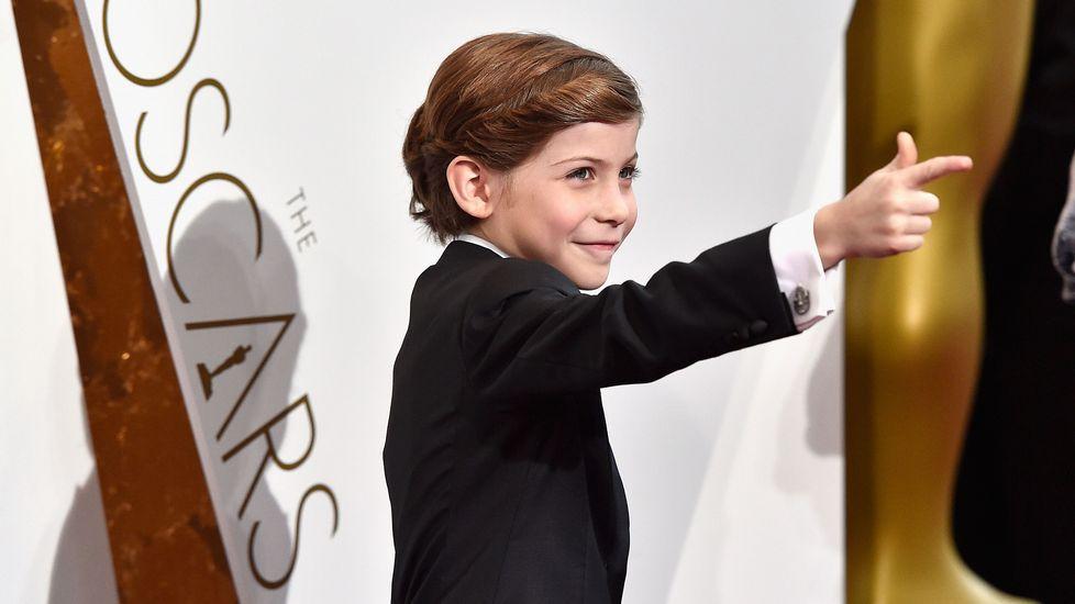 Oscars 2016: La alfombra roja, en imágenes