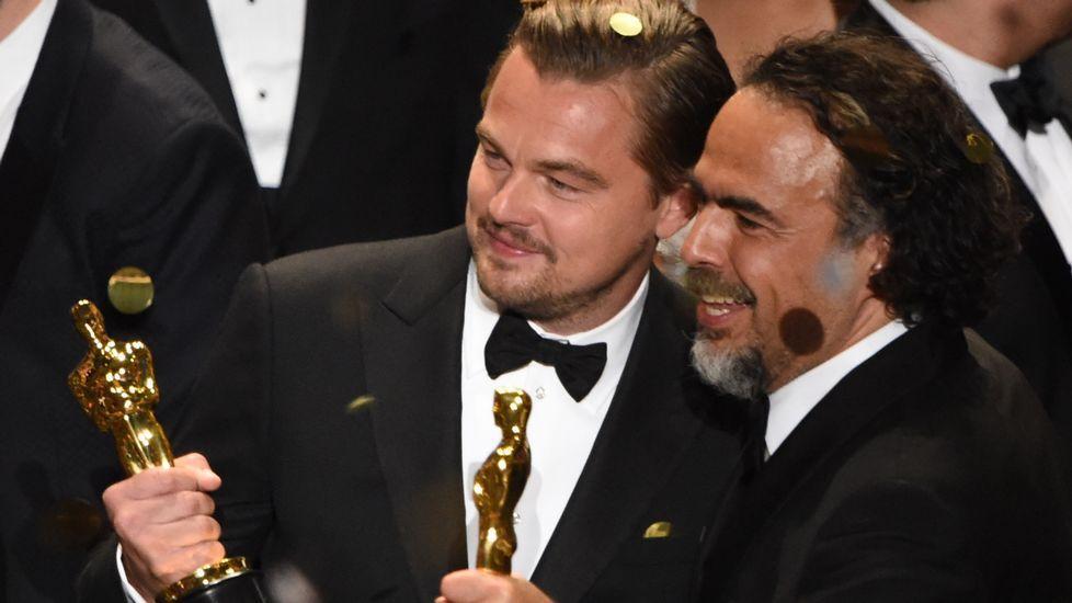 Oscars 2016: Los premiados, en imágenes