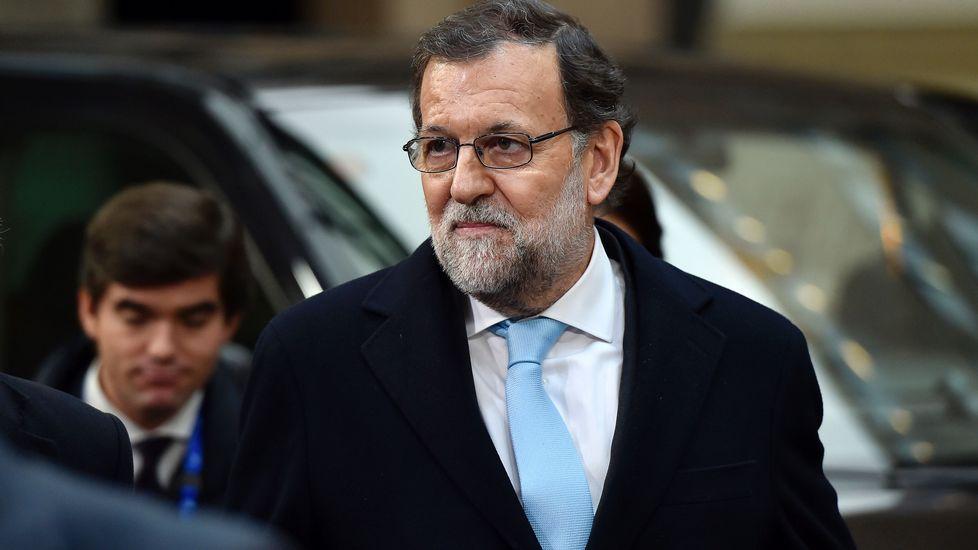 Rajoy, hoy en Bruselas