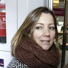 Lara Méndez, con Besteiro el masado mes de febrero