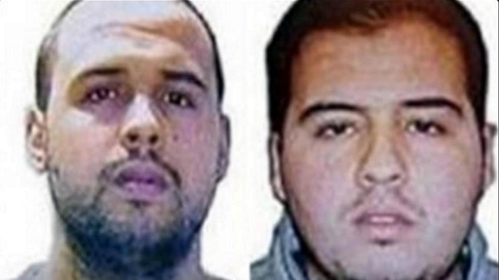 Jalid y Brahim El Bakraui, ambos originarios de Bruselas, terroristas del aeropuerto de Bruselas