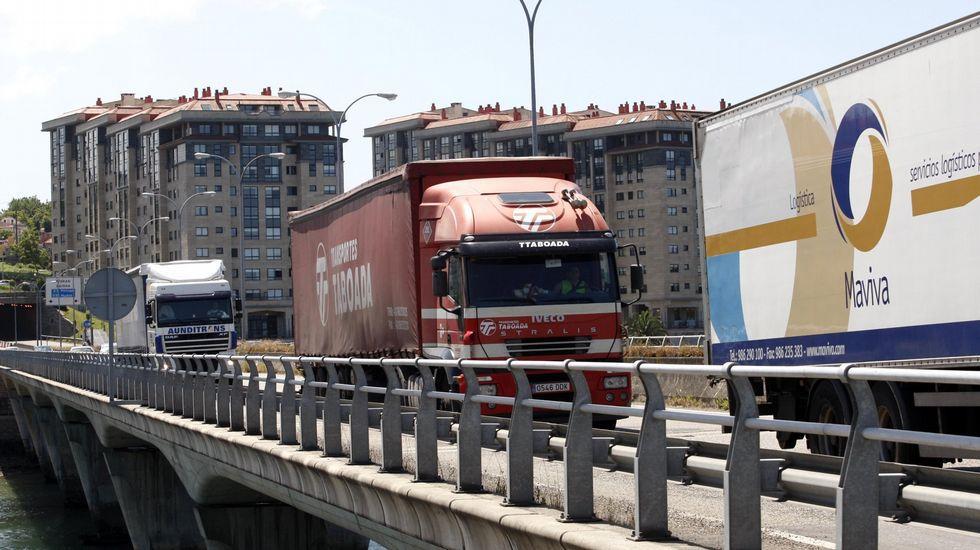 Miles de camioneros gallegos reclaman unos 23 millones a la Seguridad Social