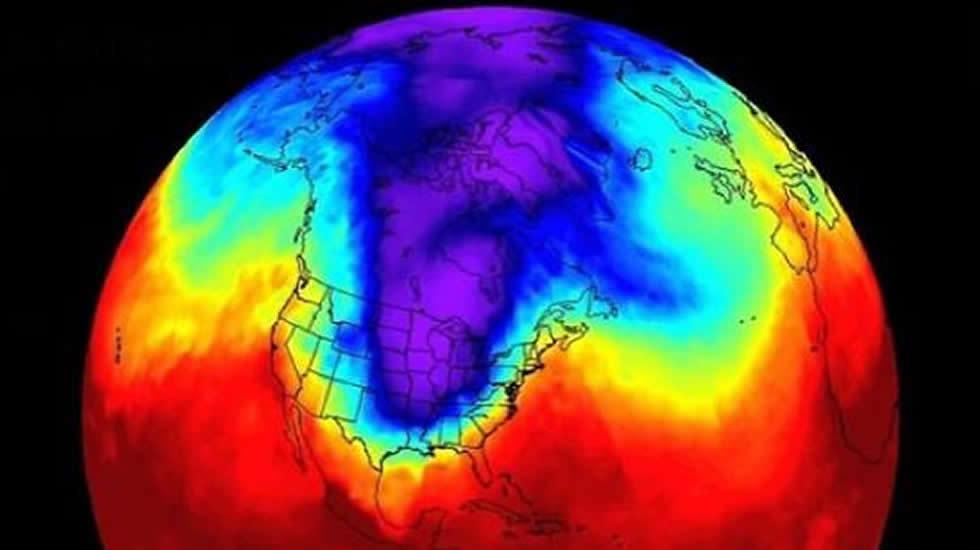 Del vórtice polar a los ríos atmosféricos