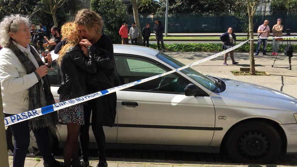 Asesinan de madrugada a una camarera en un bar de Ferrol