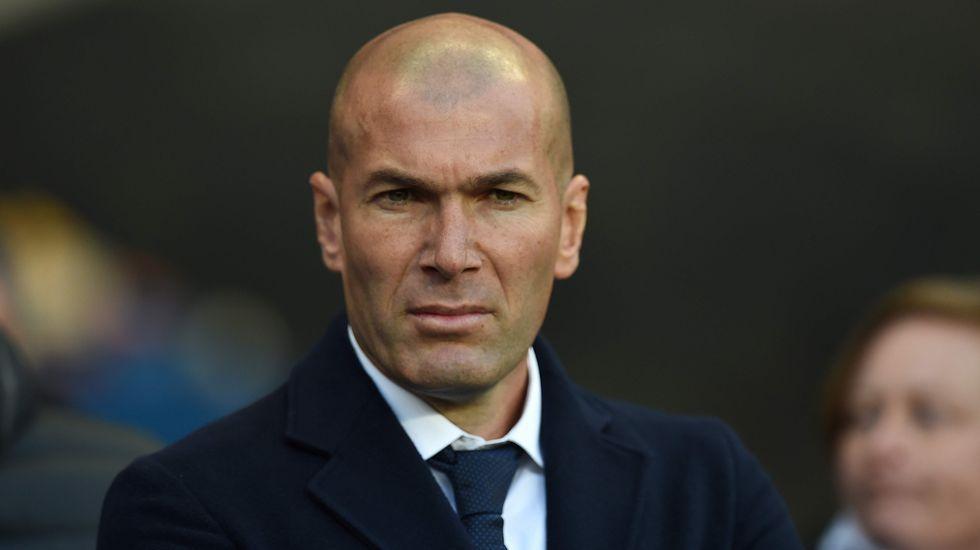 <br /> Zidane, preocupado por el estado de CR7 y Benzema