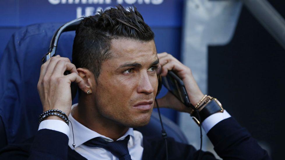Cristiano preocupa al Madrid