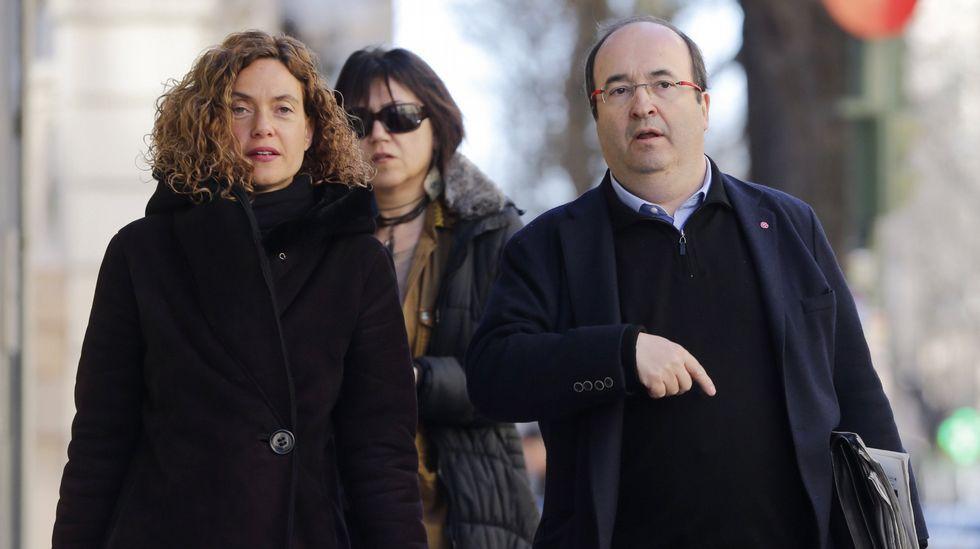 Meritxell Batet se presentará a las primarias del PSC en Cataluña