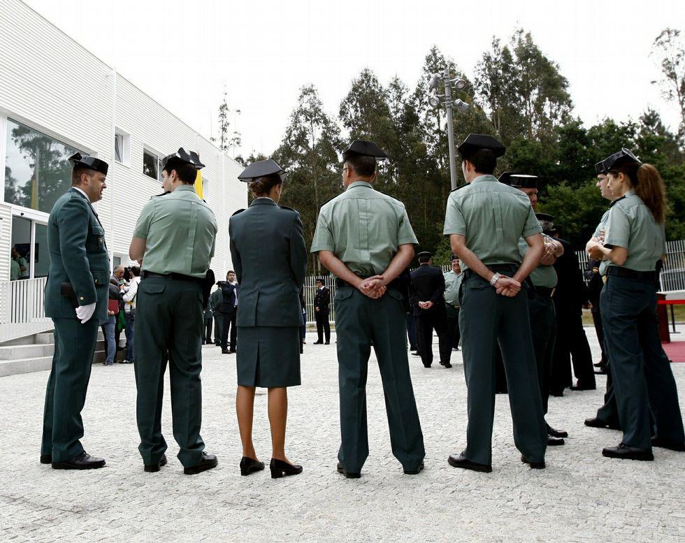 El cuartel tendrá los mismos agentes que cuando abrió.