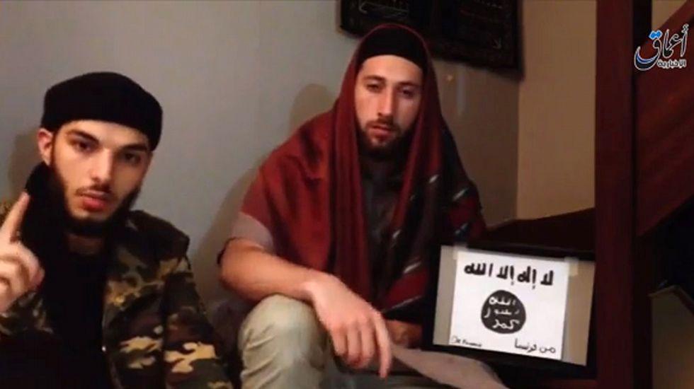 Los jihadistas que degollaron al sacerdote juraron lealtad al Estado Islámico