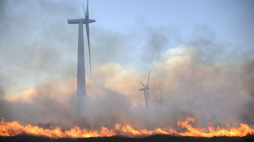 Incendios forestales. Aplicación España en llamas. - Página 3