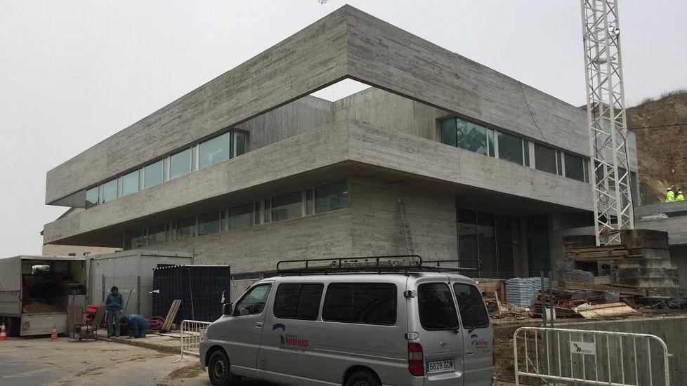 El nuevo centro de salud de Barbadás estará operativo en enero del próximo año