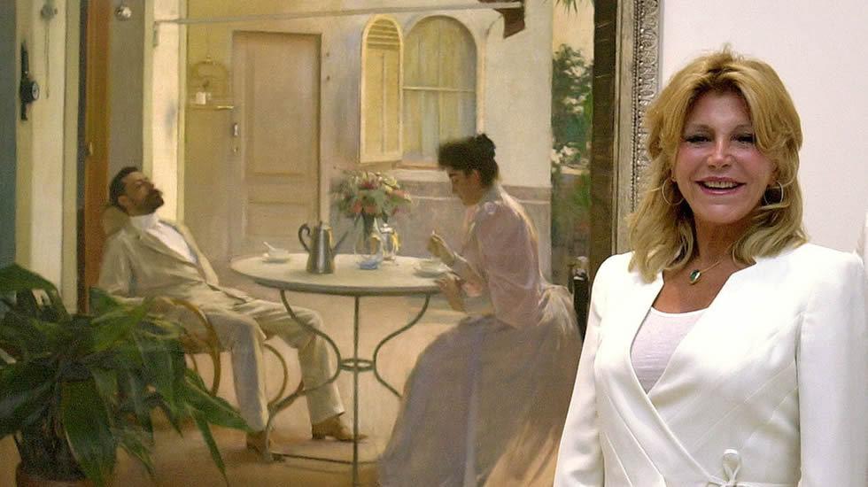 Resultado de imagen de La baronesa Thyssen pide una renegociación de la cesión de su colección