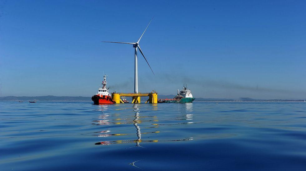 energias  alternativas - Energía. Las fuentes renovables.Ya superan al carbón. J05F7029