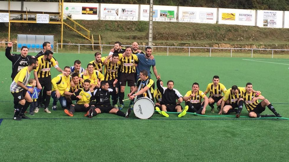 Resultado de imagen de escudo sporting pontenova